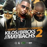 Kilos, Bricks & Maybachs 2 (CD1) - Various Artists
