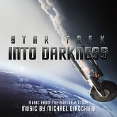 Star Trek Into Darkness OST-Michael Giacchino