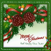 Merry Christmas & Happy New Year-Various Artists