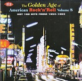 Album The Golden Age Of American Rock 'n' Roll Vol. 08 (CD1)