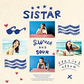 Sweet & Sour (Special Album)-SISTAR