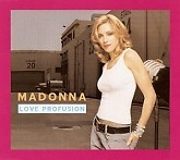 Love Profusion (5'' Maxi CDS - USA) - Madonna