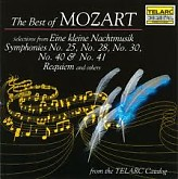 The Best Of Mozart-Various Artists