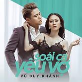 Album Soái Ca Yêu Vợ - Vũ Duy Khánh