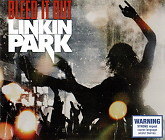 Bleed it Out (Australian CD Single) - Linkin Park