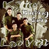 Album Ký Ức Trường Sơn - Lạc Việt