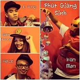 Phút Giáng Sinh (Single) - Hà Lê,Nam Hương,JC Hưng,Phúc Bồ
