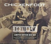 Chickenfoot LV (Limited Edition Box Set)-Chickenfoot