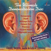 The Ultimate Demonstration Disc-Chesky Records Guide to Critical Listening (CD3)-Various Artists