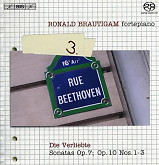 Beethoven: Complete Works For Solo Piano Vol.3 - Ronald Brutigam
