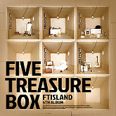 Five Treasure Box (4th Album) - FT Island