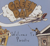Welcome To Paradise - CDS - Green Day