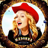 Don't Tell Me (UK 5'' CDS2 - UK) - Madonna