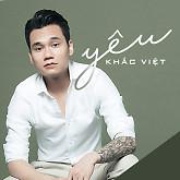 Album Yêu (Single) - Khắc Việt