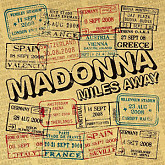 Miles Away (UK 5'' CDS - EU) - Madonna