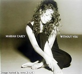 Without You (CDS) - Mariah Carey