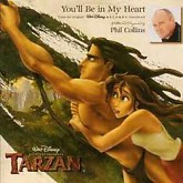 Youll Be In My Heart -  Phil Collins