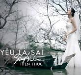 Album Yêu Là Sai (Single)