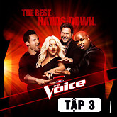 The Voice US Season 3 (Tập 3) - Various Artists