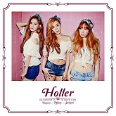 Holler (The 2nd Mini Album) - Girls' Generation-TTS
