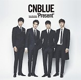 Korea Best Album 'Present' (Japanese) (CD1) - CNBlue