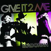 Give It 2 Me (UK 5'' CDS2 - Australia) - Madonna
