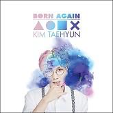 Album Born Again (1st Solo Album) - Kim Tae Hyeon