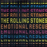 Emotional Rescue (Single) - The Rolling Stones