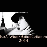 BoA Winter Ballad Collection 2014 - BoA