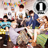 1st Japanese Album - B1A4