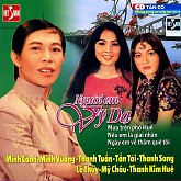 Album Người Em Vỹ Dạ - Minh Cảnh