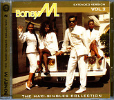 The Maxi-Singles Collection Vol 2 -  Boney M