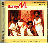 The Maxi-Singles Collection Vol 3 -  Boney M