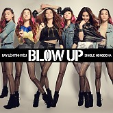 Album Blow Up - Bay Lên Tình Yêu (Single)