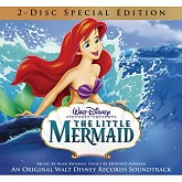 Album The Little Mermaid (Original Motion Picture Soundtrack) (CD1)