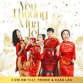 Album Yêu Thương Mùa Tết (Single) - 4 Chị Em ft. Tronie Ngô ft. Nguyễn Xuân Lân