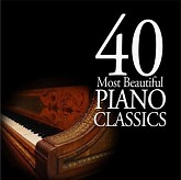 40 Most Beautiful Violin Classics CD 1 - Various Artists