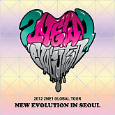 2012 2NE1 Global Tour Live (New Evolution In Seoul) - 2NE1