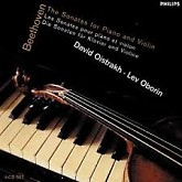 Beethoven - Sonatas For Piano And Violin (CD 1)-David Oistrakh ft. Lev Oborin