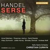 Händel - Serse Act 1 (No. 1)-Christian Curnyn ft. Various Artists