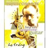 [Trịnh Công Sơn] Hòa Tấu Saxophone & Guitar-Various Artists