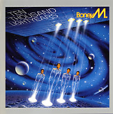 Ten Thousand Lightyears -  Boney M