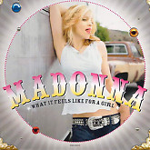 What It Feels Like For A Girl (UK 5'' CDS1 - UK) - Madonna
