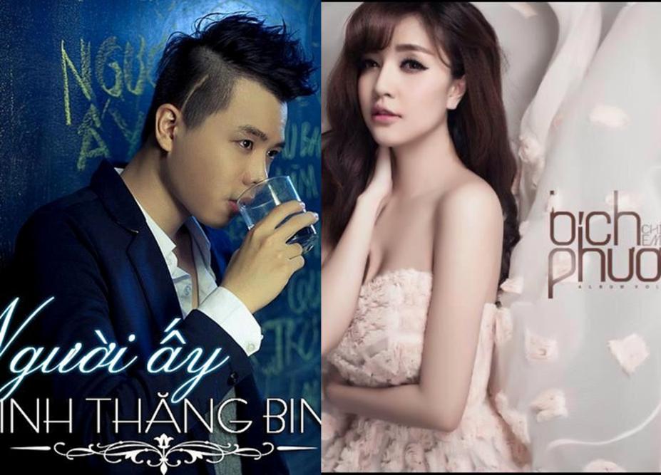 Vì sao album của Bích Phương, Thăng Bình hút người nghe?