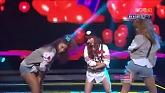 Ice Cream (121103 Music Core) - Hyuna