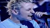 Crawling-In The End-Papercut (Top Of The Pops 2001) - Linkin Park