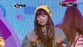 Ice Cream (121108 M!Countdown) - Hyuna