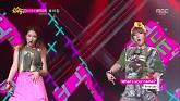 What's Your Name (130511 Music Core)-4MINUTE