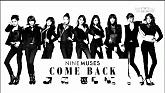 Wild (130509 M Countdown Comeback Stage)-Nine Muses