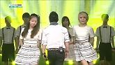 Short Hair (130616 Inkigayo)-Huh Gak  ft.  Jung Eun Ji